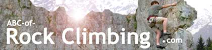 ABC-of-Rock Climbing: All about Rock Climbing in One Rock Climbing Portal